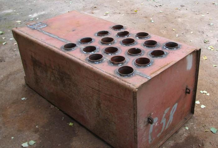 изготовление котлов отопления своими руками
