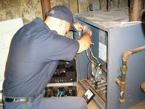 ремонт котла отопления