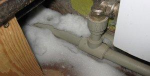 скорость теплоносителя в системе отопления