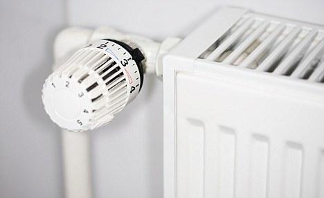 установка терморегулятора на радиатор отопления