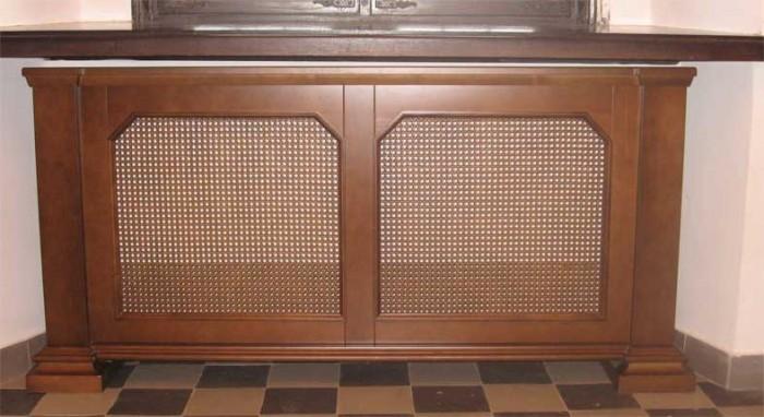 декоративные экраны для радиаторов отопления