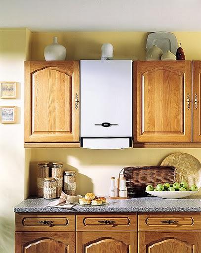 отопление частного дома газовый котел