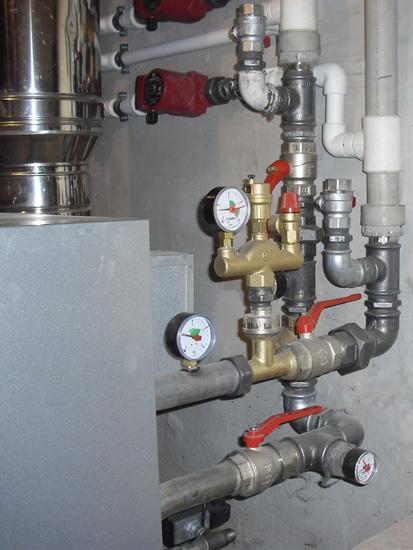 обвязка радиаторов отопления полипропиленом