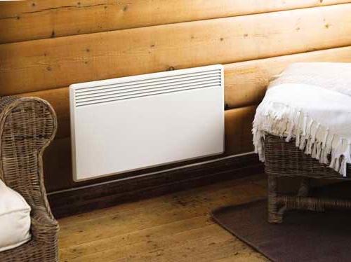 отопление конвекторное
