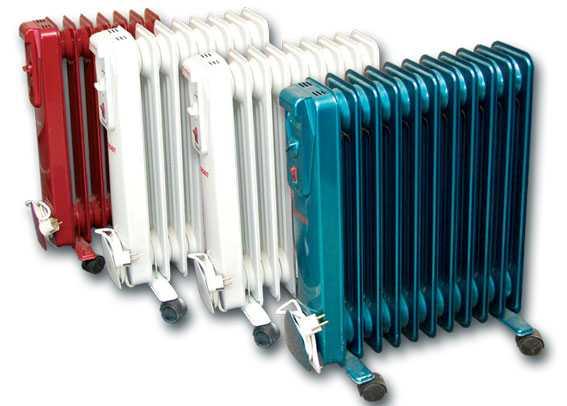 секционные радиаторы отопления