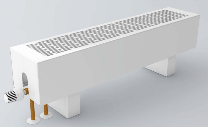 напольные конвекторы водяные отопления