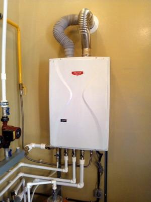 рейтинг настенных газовых котлов отопления