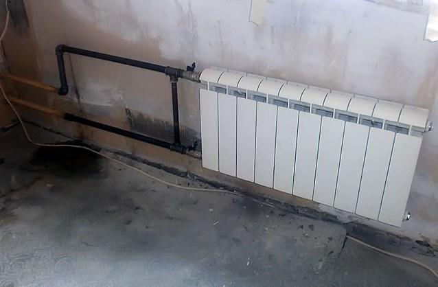 радиаторы отопления для квартиры